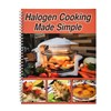 Halogen Oven Cookbook No Colour