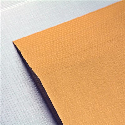 Create and Craft Pack of 50 A4 Textured Cardstock Gold and Silver 250GSM