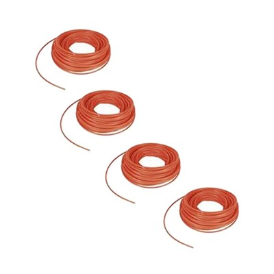 4 x 15M Nylon Lines for Line Trimmers