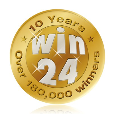 WIN24 Monthly Competition Membership Offer