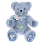 Blue Night Bear by HERMANN SPIELWAREN (Limited Edition of 50)
