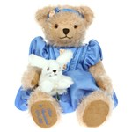 Alice in Wonderland Bear by Hermann Spielwaren (Limited Editon of 100)