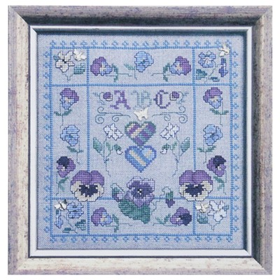 Jane Greenoffs Violet Charm Sampler Kit