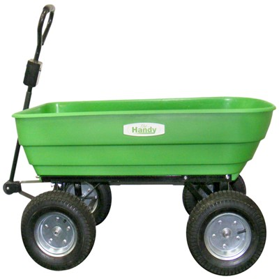 Handy Poly Dump Cart