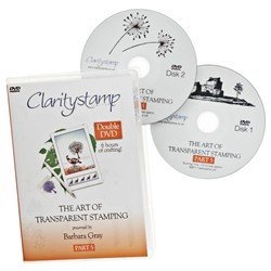 The Art of Transparent Stamping Double DVD Part 5