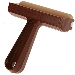 4 Inch Speedball Brayer