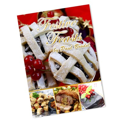 Festive Feasts by Paul Brodel