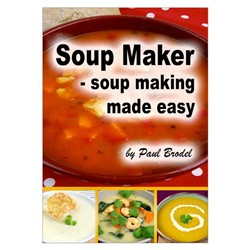 Image of Soup Maker Recipe Book
