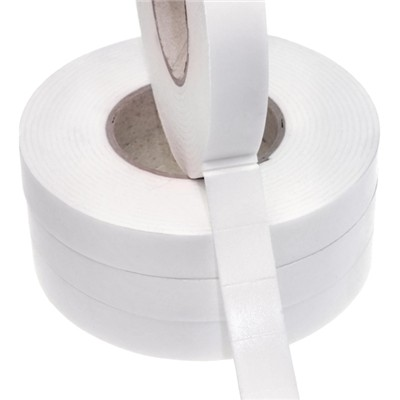 4 Rolls of White Kwik Stik foam pads
