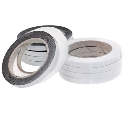 Pack of 10 Rolls of 10mm x 1mm x 5M Mixe