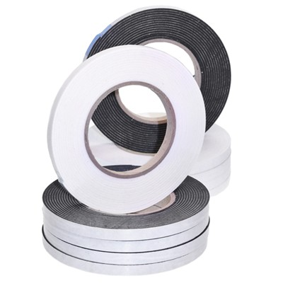 Pack of 10 Rolls of 10mm x 2mm x 5M Mixe