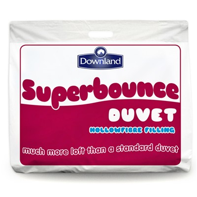 Downland Super King Superbounce Duvet 10.5 Tog