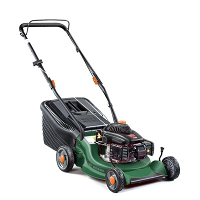 Q Garden 18 Inch Self Propelled Lawnmower with 140cc Engine