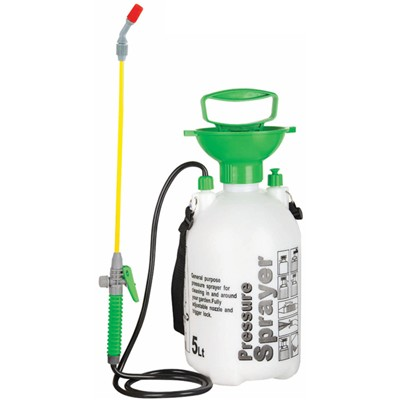 The Handy 5 Litre Pressure Sprayer