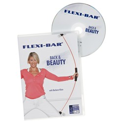 Flexi-bar Back and Beauty DVD