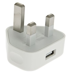 New Apple iPhone UK Plug