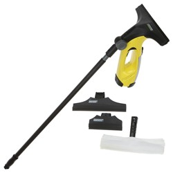 Karcher WV55 Window Vac With Extension Pole