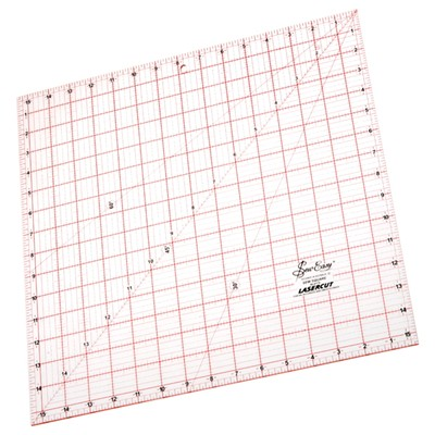 Sew Easy 15.5 inch Square Quilting Ruler