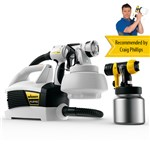 Wagner I-SPRAY WallPerfect Paint Spraying System with 2 Attachments