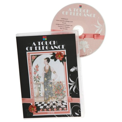 A Touch of Elegance CD ROM