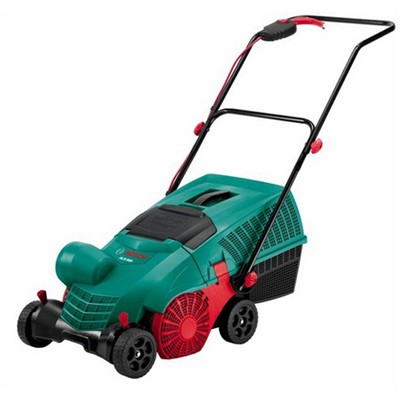 Bosch Lawnraker with Jet-Collect System