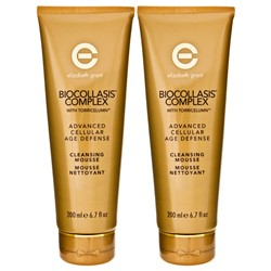 Elizabeth Grant Biocollasis Complex Cleansing Mousse 200ml 2 for 1