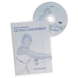 FLEXI-BAR Pelvic Floor Workout DVD
