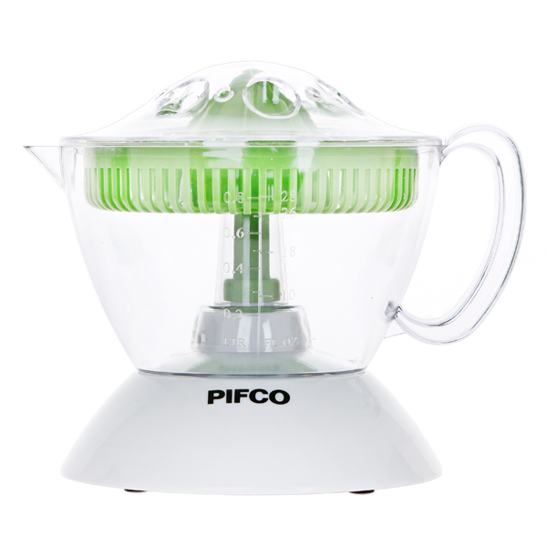 Pifco 0.8L Citrus Juicer - White