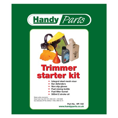 Handy Trimmer Starter Kit