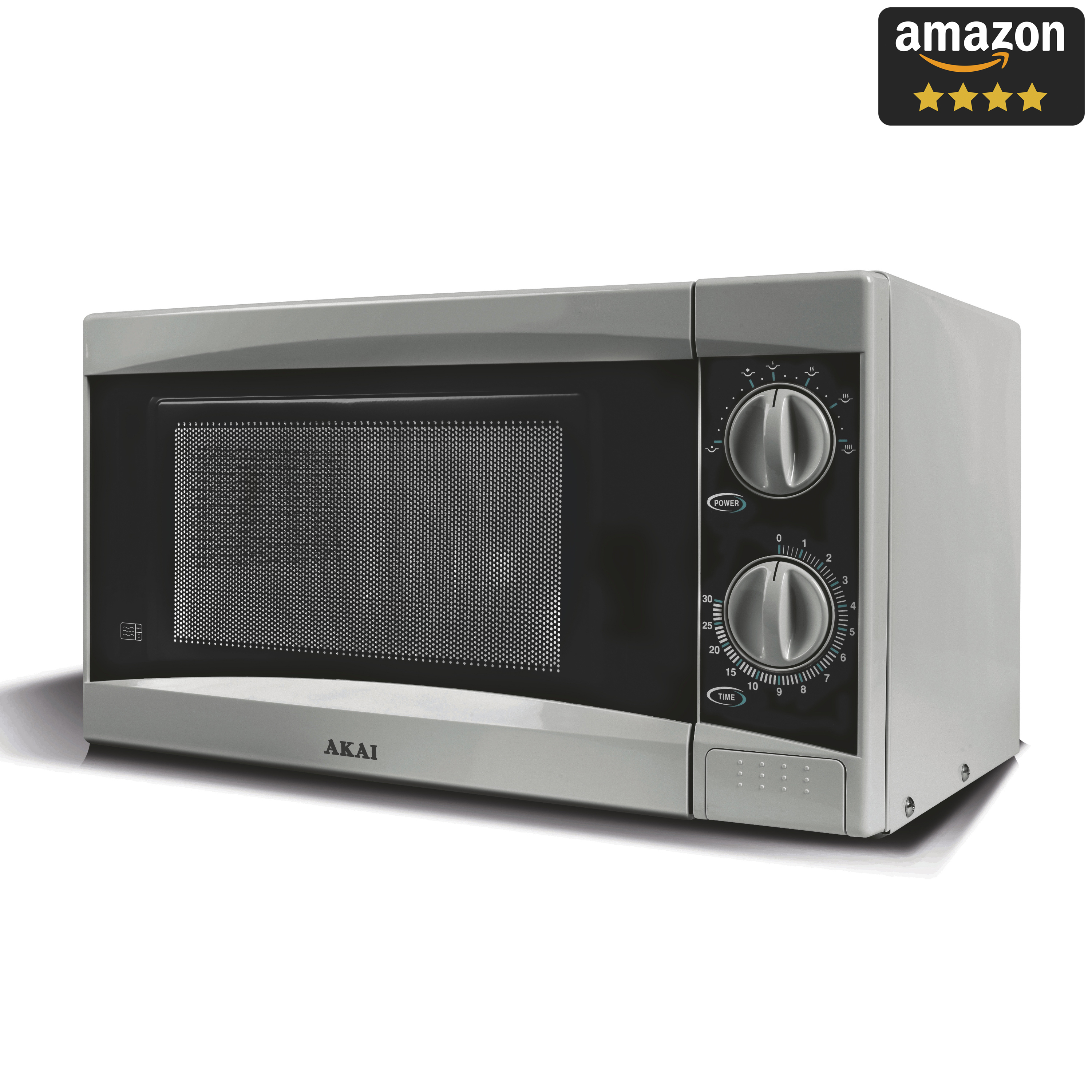 Akai 800W Manual Microwave No Colour