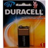 Duracell 9V 1 Pack Battery