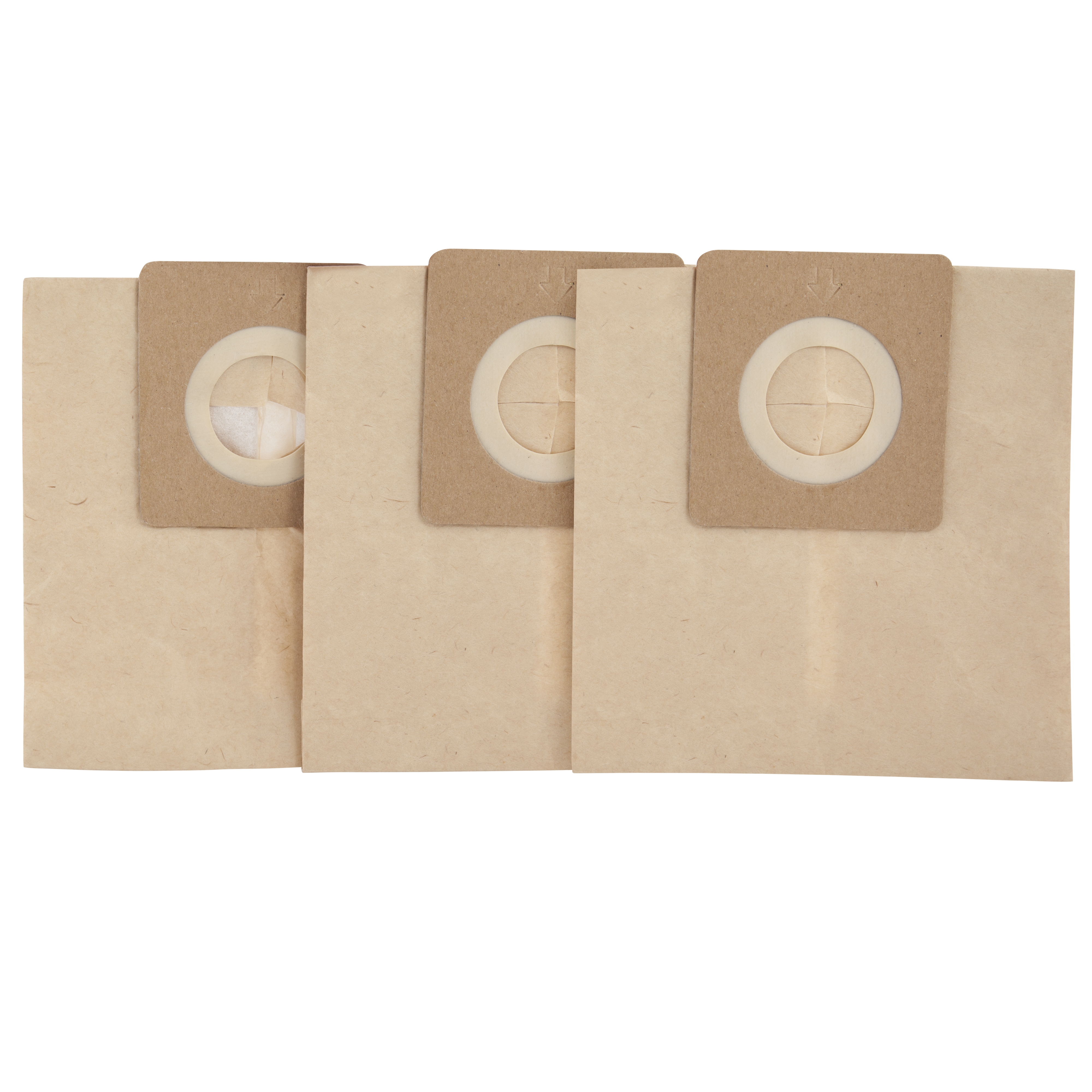 Pifco Pack Of 3 Replacement Bags No Colour
