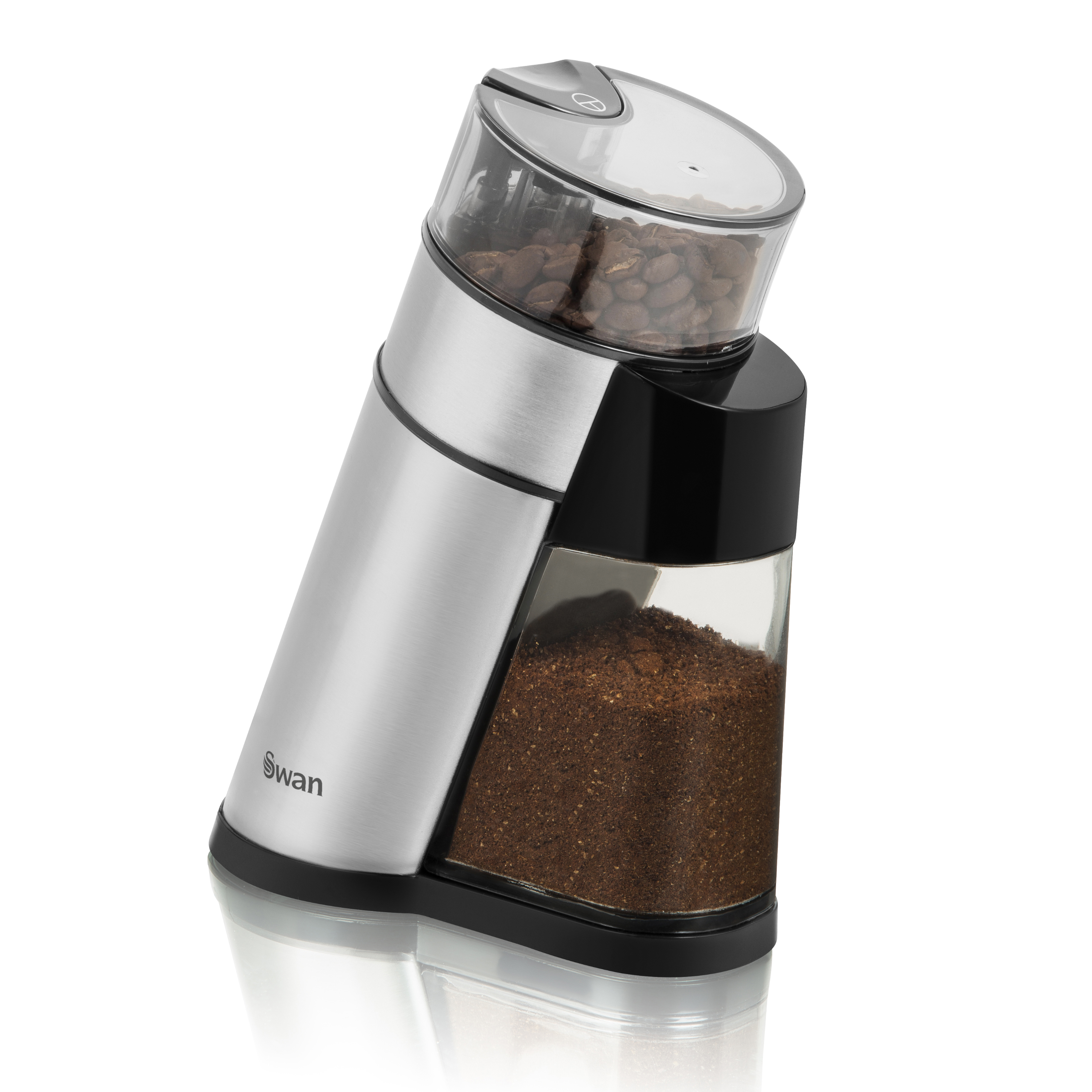 Swan S/S Coffee Grinder - S/Steel No Colour