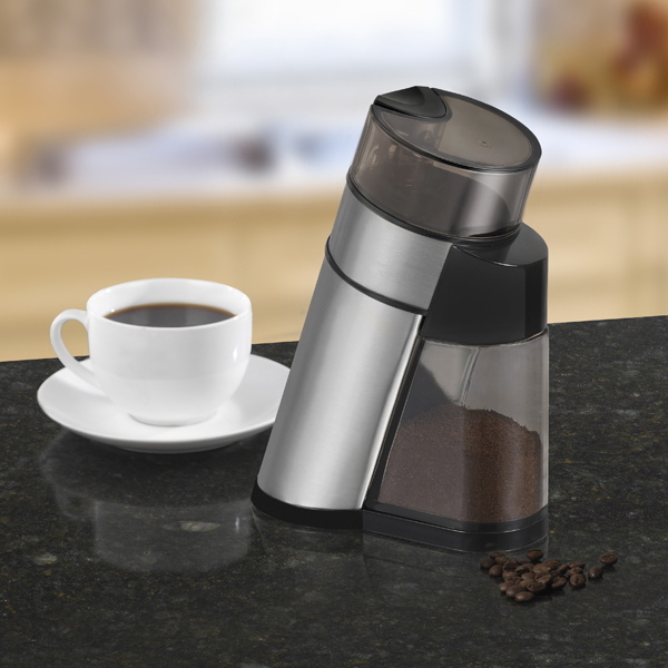 Swan S/S Coffee Grinder - S/Steel