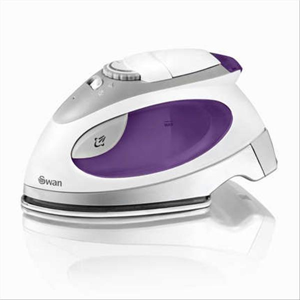 Swan Travel Iron With Pouch