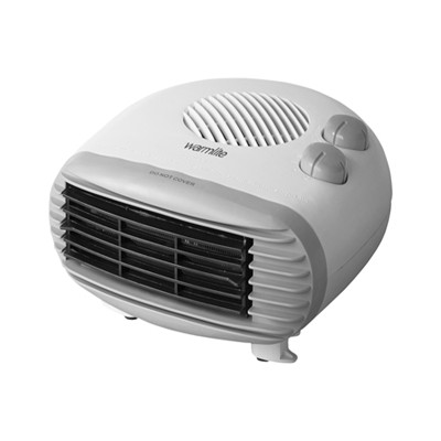 Warmlite 2000W Flat Fan Heater