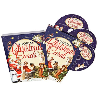 Joanna Sheen Victorian Christmas Cards CD ROM