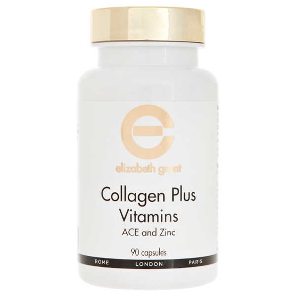 Elizabeth Grant Collagen Plus Vitamins -1 x 90 capsules