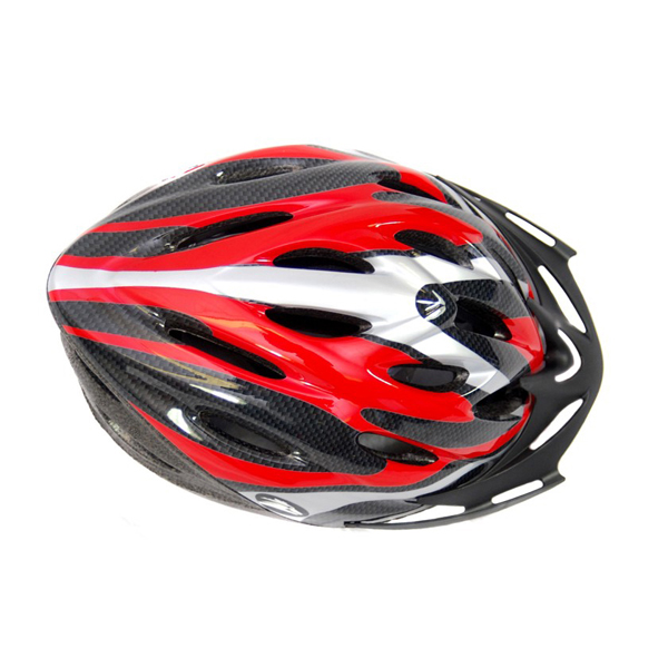 Coyote Sierra Adults Bike Helmet Red