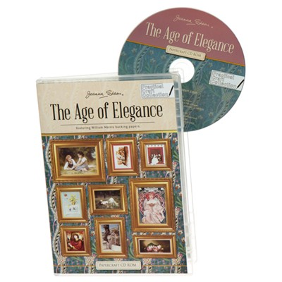 Joanna Sheen Age of Elegance CD ROM