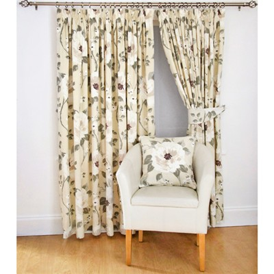 Sienna 90inch Lined Curtains
