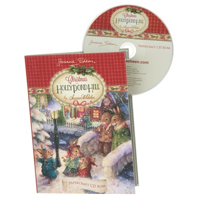 Joanna Sheens Hollypond Hill Christmas CD ROM