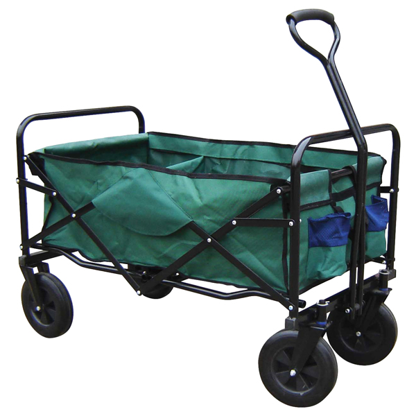 Handy Folding Garden Trolley