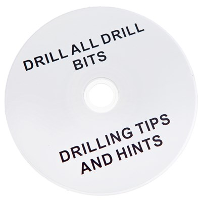 Drill Bits Instructional DVD