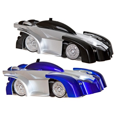 Remote Controlled Wall Rider Twin Pack