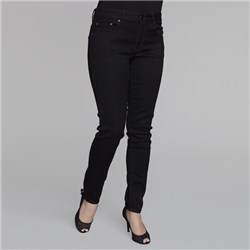 Nouvelle Straight Cut Stretch Jeans