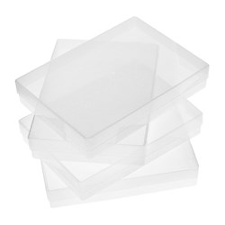 Pack of 4 A4 Storage Boxes