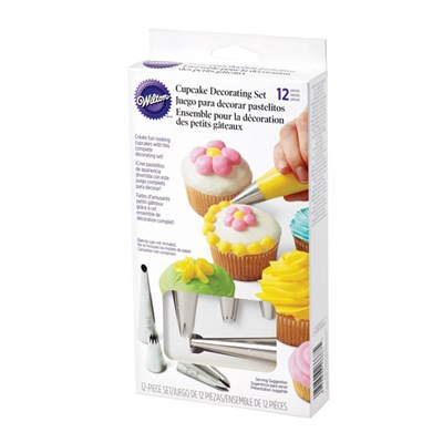 Wilton Basic Cupcake Decorating Set