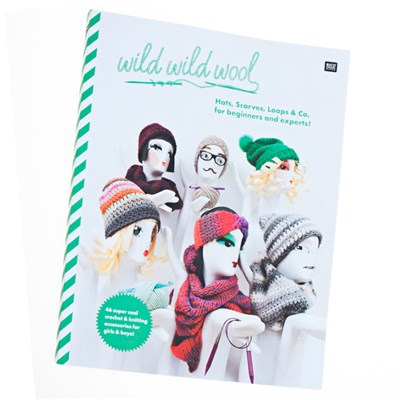 Wild Wild Wool Pattern Book