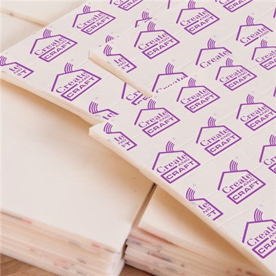 Create and Craft Large 3D Adhesive Foam Pads - 32 Sheets